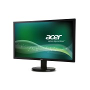 Monitor Acer K222HQLbd, LED, 21.5 (55 cm), Format: 16:9, Resolution: Full HD (1920х1080), Response time: 5 ms, Contrast: 100M:1, Brightness: 200 cd/m2, Viewing Angle: 90°/65°, VGA, DVI, Energy Star 6.0, Acer ComfyView, Acer EcoDisplay, Acer Adaptive