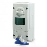 Scame Presa Interbloccata Advance2 2p+t 16a 200-250v 6h Ip44 Con Base Portafusibili