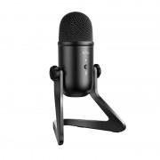 Fifine K678 Broadcasting Uni-Directional Cardioid Studio Condenser Microphone - Black