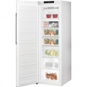 Hotpoint UH8F1CW Freestanding Tall Freezer White