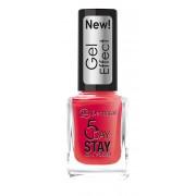 Dermacol Lak na nehty s gelovým efektem 5 Day Stay (Nail Polish Gel Effect) 12 ml 26 Satiné