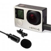 Boya BY-GM10 Петличный микрофон для GoPro HERO4, 3+, 3 (и аналогов)