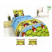 "Детско спално бельо ""Angry Birds 2"" - 100% Памук"