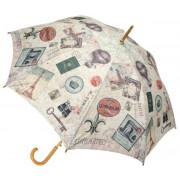 Blooming Brollies O umbrelă de aruncare a doamnelor Coynes Travel Folding COFTR 1