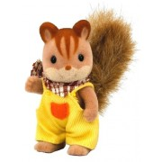 Boys Sylvanian Families doll walnut walnut squirrel squirrel family (japan import)
