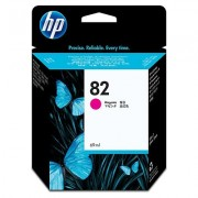 HP 82 Magenta Ink Cartridge, 69-ml (C4912A)