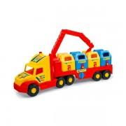 Wader Super Truck szuper szelektív szemétgyűjtő kamion (36530)