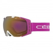 Cebe Зимна Маска Origins M [Pink & Violet/Light Rose Flash Gold] CBG87