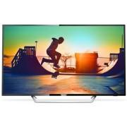"Televizor LED Philips 165 cm (65"") 65PUS6162/12, Ultra UD 4K, Smart TV, WiFi, CI+"