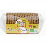 Grillon d'Or Galettes normandes - 200g