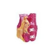 Colete Inflável Infantil Fashion Barbie 7670-6 Fun