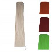 Schutzhülle N22 für Ampelschirm bis 4,3m (3x3m), Abdeckhülle Cover mit Reißverschluss ~ Variantenangebot