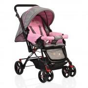 Cangaroo Kolica za bebe Mina pink (CAN3563PI)