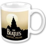 bögre Beatles - Beatles Liverpool Boxed Mug - ROCK OFF - BEATMUG07