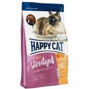 Happy Cat Supreme FIT&WELL ADULT STERILISED LAZAC 10kg