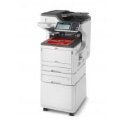 Oki Impressora Multifuncional Led Cores A4/A3(4 em 1)MC853DNCT C/Fax