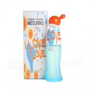 Moschino I Love Love 50Ml Per Donna (Eau De Toilette)