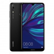 Smartphone Huawei Y7 2019 32Gb liberados/nuevos - Negro