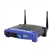 Linksys WRT54GL :: Безжичен маршрутизатор, Linux фърмуер, 802.11g