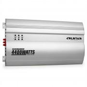 Auna SILVERHAMMER 4-канален усилвател за кола 400W (W2-CAP41004S)