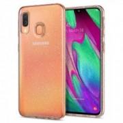 Carcasa Spigen Liquid Crystal Samsung Galaxy A40 2019 Glitter Crystal
