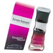 Bruno Banani Dangerous Woman eau de toilette para mujer 40 ml