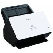 Scanner Canon ScanFront400, dimensiune A4, tip sheetfed, viteza de scanare 45ppm alb-negru si color