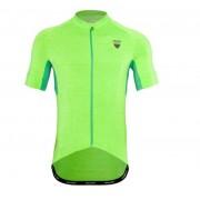 Férfi kerékpáros mez Silvini Autore MD1203 zöld