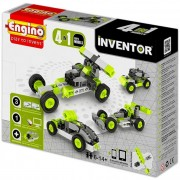 Engino Inventor autók 4 in 1