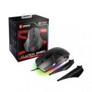 Мишка MSI CLUTCH GM60, оптична (10800 dpi), USB, черна