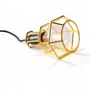 Design House Work lamp Lampa Gold