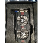ASUS GTX750TI-OC-2GD5 - GeForce GTX 750 Ti 2 Go