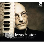 Video Delta Staier,Andreas - Andreas Staier Plays Schumann - CD