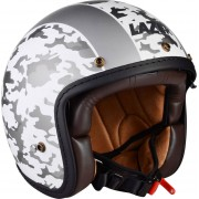 Lazer Mambo Mambo Evo Flag UK Casco Blanco/Negro Mate XL (61)