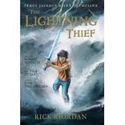 The Lightning Thief, Paperback/Robert Venditti