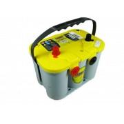 OPTIMA YELLOW -12V 55Ah - autó akkumulátor - bal+ *oldalcsavaros (8142540008882)