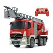 Jamara RC Fire Engine Mercedes-Benz Antos 2,4 GHz 1:20