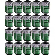 Fujifilm 20 Rolls Fuji Superia CN-16 ISO 100 135-12 35mm Color Print Film 2012 Dating