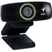 "CAMERA WEB GENIUS ""FaceCam 2020"", Sensor CMOS 2Mp, Video: 1280x720 pixels ""32200233101"" (include timbru verde 0.01 lei)"