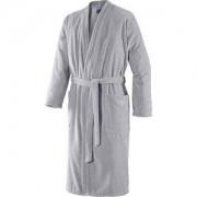 JOOP! Albornoces Hombre Kimono plata Talla 46/48, largo 125 cm 1 Stk.