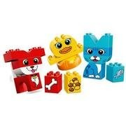 Lego My First Puzzle Pets 10858 - Toyset for Kids 2+ Years/Birthday Gift for Children