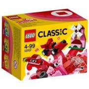 Конструктор ЛЕГО Класик - Червена кутия за творчество, LEGO Classic, 10707
