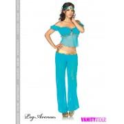 Costume danzatrice del ventre Arabian Beauty
