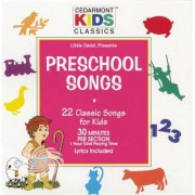 Video Delta Cedarmont Kids - Preschool Songs - CD