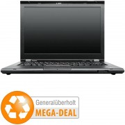 "IBM ThinkPad T430, 35,6 cm/14"", Core i5, 8 GB, 500 GB (generalüberholt)"