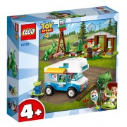 Lego Juniors (10769). Toy Story 4: Vacanza in Camper