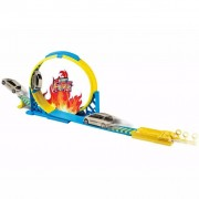 Burago Launcher and Looping Set Street Fire 1:43 18-30283