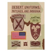 Desert Uniforms, Patches, and Insignia of the US Armed Forces (Born Kevin M.)(Cartonat) (9780764352065)