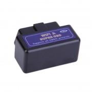 Mini ELM327 Wifi adapter multiprotokollos interfész autó diagnosztika
