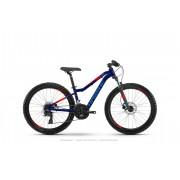 Haibike SEET HardFour 2.0 - Blau/Blau/Rot - Mountain Bikes 30